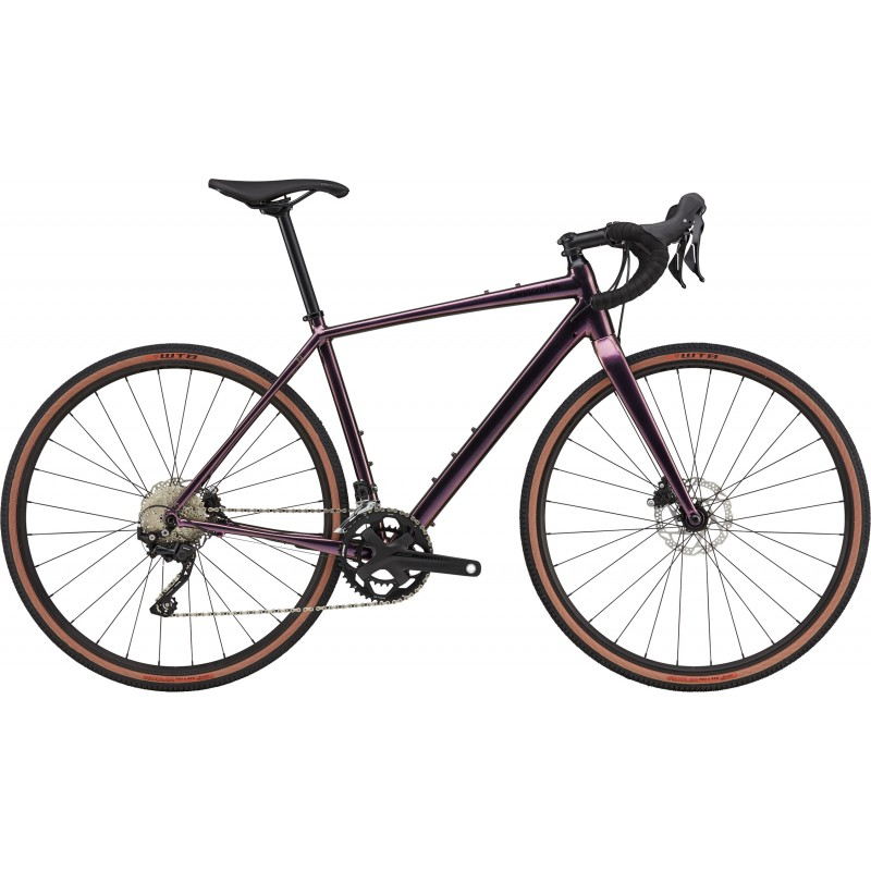 Cannondale Topstone 2 RBT  - S / Roxo